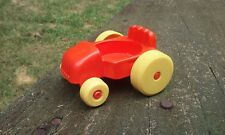 Plastic Farm Tractor Vehicle 6515 01 Vintage 1979 Rare Ideal Toy Co