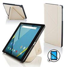 Forefront Cases White Origami Smart Case HTC Google Nexus 9 Screen Prot Stylus