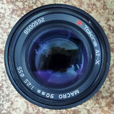 Tokina AT-X 90mm F/2.5 Macro Lens + 1:1 Macro Extender for Olympus O/OM Mount