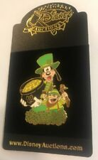 Disney Pin Goofy Auctions St Patrick's Day Dressed As Leprechaun Le 500