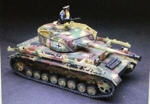 Figarti ETG-015 European Theatre German Camo Panzer IV Tank Panzer Lehr Div.