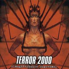 TERROR 2000 - Slaughterhouse Supremacy - PICTURE LP