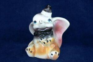 1940's DISNEY, DUMBO FIGURE, GEPPETTO POTTERY