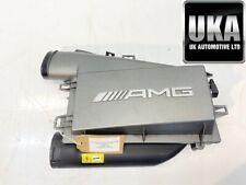 2017 MERCEDES GLE 63 S AMG 5.5 V8 N/S AIR FILTER BOX AIRBOX  A2780902101