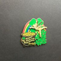 DLR St. Patrick's Day 2005 - Tinker Bell Limited Edition 1500 Disney Pin 37331