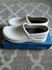 Klogs Footwear Women's Boca Chef White Clog size 11