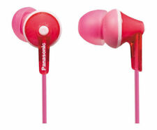 Panasonic ErgoFit RP-HJE125E In-Ear Headphones - Pink