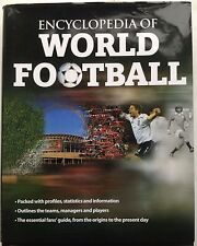 The Encyclopedia of World Football - Hardcover – October 2009