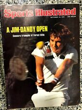 """SPORTS ILLUSTRATED SEPTEMBER 20,1976  """"A JIM-DANDY OPEN"""""""