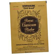 Porous Capsicum Pflaster Wärmepflaster Verspannungen Rheuma Schmerzen Zerrungen