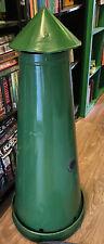 More details for paraffin heater? green vintage metal edwin chambers onward works leeds bradford