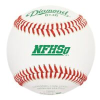 Diamond D1-NFHS Baseball (Dozen) D1-HS High School Baseballs