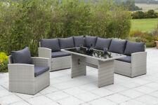 Merxx Garten Lounge Sets Aus Rattan Mit Mehr Als 8 Teilen Günstig