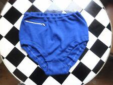Badehose DDR GOLDFIScH True Vintage 60er Trunks blue Herrenbadehose blau Prelana