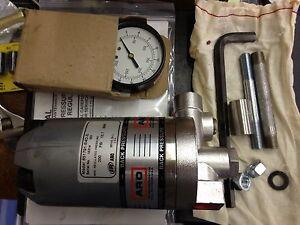 "Ingersoll Rand Aro 651791-B4D-B Pressure Regulator 3/8"" NPT"