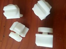 Map Pocket seat Clips (2x pairs) commodore VT VX VU VY VZ WH WK WL new genuine