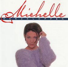 MICHELLE : HERZKLOPFEN / CD - NEUWERTIG