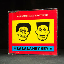 The Outhere Brothers - La La La Hey Hey - music cd EP