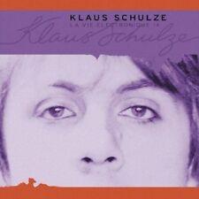 KLAUS SCHULZE - LA VIE ELECTRONIQUE 14 3 CD NEU
