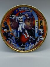 1993 Sports Impressions NFL Football Mini-Plate - Deion Sanders  Atlanta Falcons