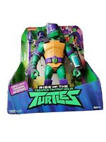 Rise Of The Teenage Mutant Ninja Turtles Giant Action Figure Donatello & Weapons