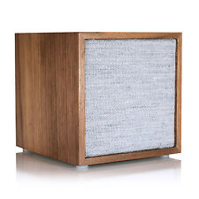 TIVOLI AUDIO -Kunst Sammlung- Cube WALNUT  grey Lautsprecher WIRELESS