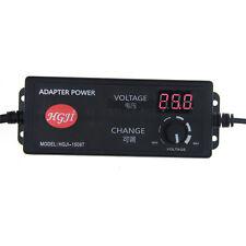DC 3V-24V 60W Outpput Multi Voltage Power Supply Adapter 100V-240V input US Plug