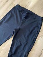 Mack Weldon Radius Pants Joggers Size L Blue