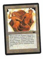 Magic the gathering ~ MTG ~ 1x Primal Clay ~ Antiquities ~ M/NM