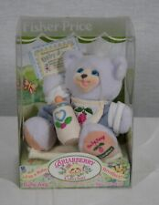 Rare! Discontinued Fisher Price Toys Briarberry Bears Baby Brother Joey New
