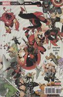 Spider-man Deadpool #30 MARVEL Legacy Cover A 1ST PRINT
