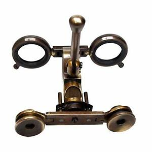 Antique Style Brass Made Binocular Compass Collectable Gift