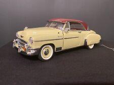 Franklin Mint 1950 Chevrolet Bel Air Model Car 1/24 Scale Die-Cast