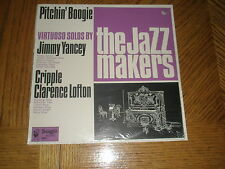 JIMMY YANCEY AND CRIPPLE CLARENCE LOFTON / PITCHIN' BOOGIE ~ NEW MINT & SEALED