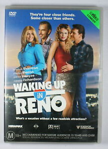 Waking Up In Reno DVD TRACKED POST