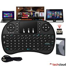 Mini Wireless Keyboard Touchpad Mouse 2.4G Remote for Android TV BOX PC Smart TV