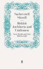 British Architects and Craftsmen: Taste, Design and Style 1600 to 1830, Sitwell,