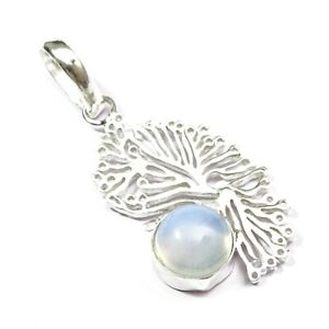 Milky Opal Gemstone Ethnic Handmade Pendant Jewelry 1.5 To 2.5'' d212
