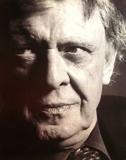 ANTHONY BURGESS clipping B&W writer photo Clockwork Orange author Earthly Powers