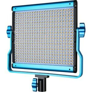 Dracast S-Series Plus Daylight LED500 Panel with V-Mount Battery Plate