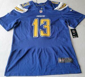 Keenan Allen Nike Los Angeles LA Chargers On Field Jersey Size XXL 2XL NWT!