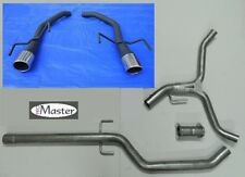 Exhaust Silencer Straight Pipe VAUXHALL OPEL VECTRA C 1.6 1.8 1.9 2.0 2.2 3.2