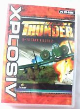 68177 - Silent Thunder A-10 Tank Killer 2 [NEW / SEALED] - PC (2003) Windows 95