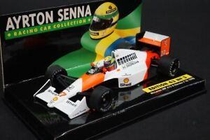 1:43 MINICHAMPS McLaren Honda MP4/ 5B V10 A.Senna 1990 #27 No.3