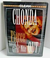 Chonda Pierce DVD Having A Girls Night Out 2004 Classic Clean Comedy NEW SEALED