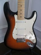Loaded Body from 2000 Fender American Standard Stratocaster Sunburst, Body Only.
