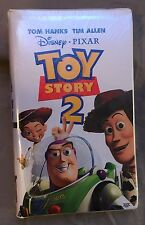 Toy Story 2 (VHS, 2000) Disney Pixar. Brand NEW & Factory Sealed