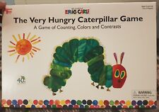 THE VERY HUNGRY CATERPILLAR GAME (2008) 40th Anniversary EUC