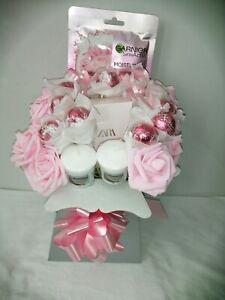 Lindt Zara Perfume Yankee Candle Chocolate Bouquet Pamper Gift Hamper