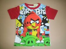 Brand New with tags boys red Angry Birds short sleeve t shirt size 2 & 2-3 Years